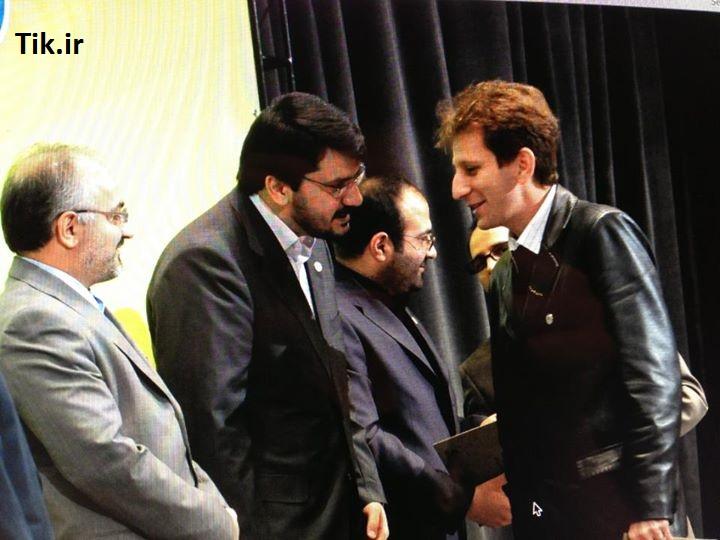 عکس: بذرپاش به بابک زنجانی چه می گوید