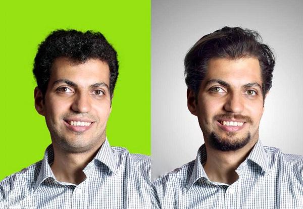 دو چهره متفاوت از عادل فردوسی پور