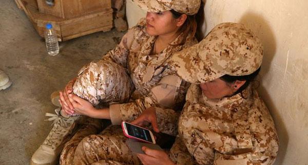 زنان کرد, داعش