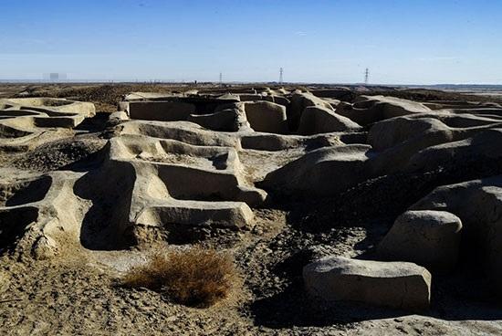 شهری با قدمت ۶۰۰۰ سال در ایران! +تصاویر