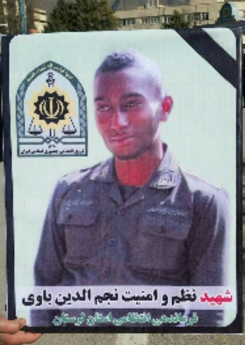 تصویر سرباز شهید حادثه تیراندازی خرمآباد +عکس