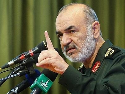 سردار سلامی: واکنشمان به حادثه تروریستی اهواز